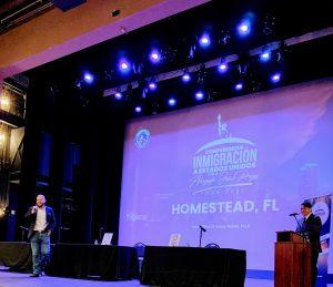 Conferencia en Homestead FL