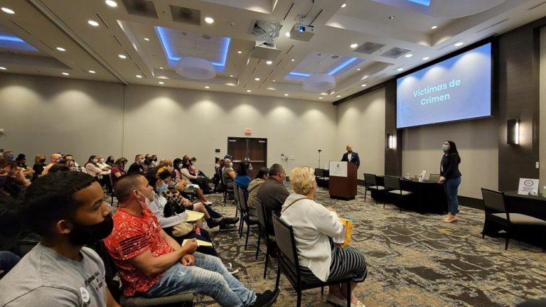 Conferencia Tampa Florida 2021