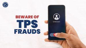 Beware of TPS scams